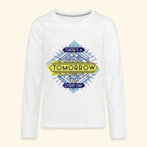 Carousel's Promise - Kids' Premium Long Sleeve T-Shirt