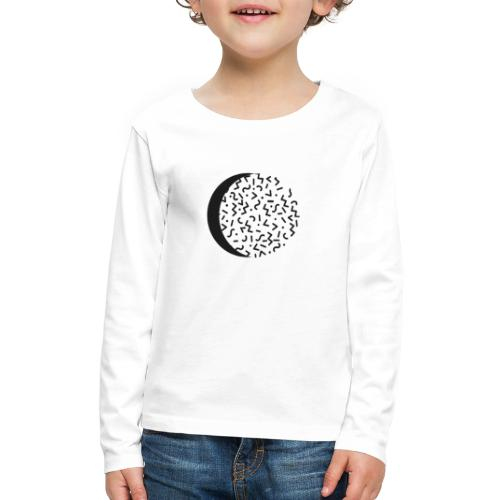 368 | Spreading - Kids' Premium Long Sleeve T-Shirt