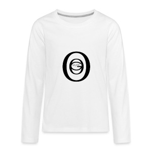 OG_REAL_LOGO_ - Kids' Premium Long Sleeve T-Shirt