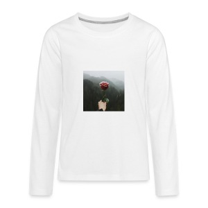rose - Kids' Premium Long Sleeve T-Shirt