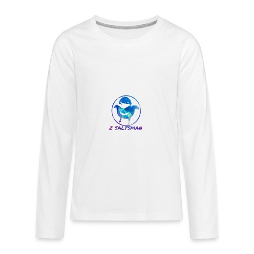 Channel logo - Kids' Premium Long Sleeve T-Shirt