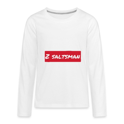 Super salt - Kids' Premium Long Sleeve T-Shirt