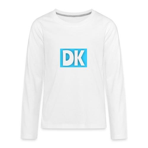 BlueTip - Kids' Premium Long Sleeve T-Shirt