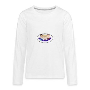 ET VANLIG LIV - Kids' Premium Long Sleeve T-Shirt