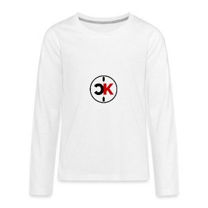 Canoe & Kayak - Kids' Premium Long Sleeve T-Shirt