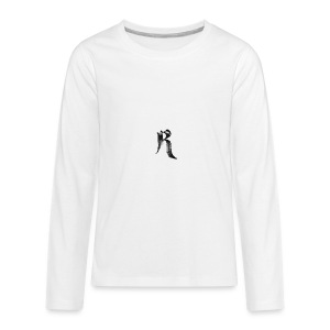 Rielle - Kids' Premium Long Sleeve T-Shirt