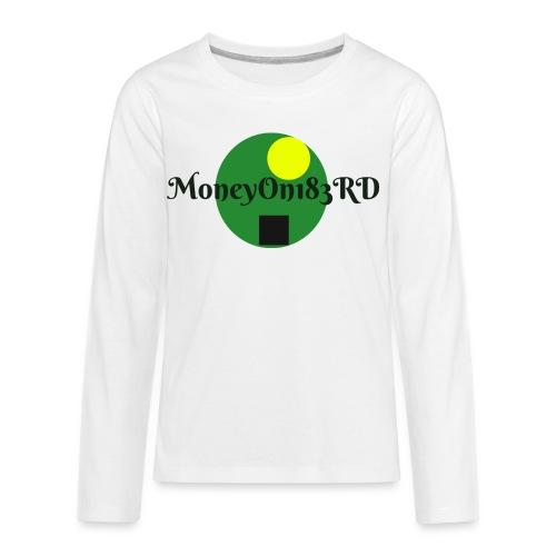 MoneyOn183rd - Kids' Premium Long Sleeve T-Shirt