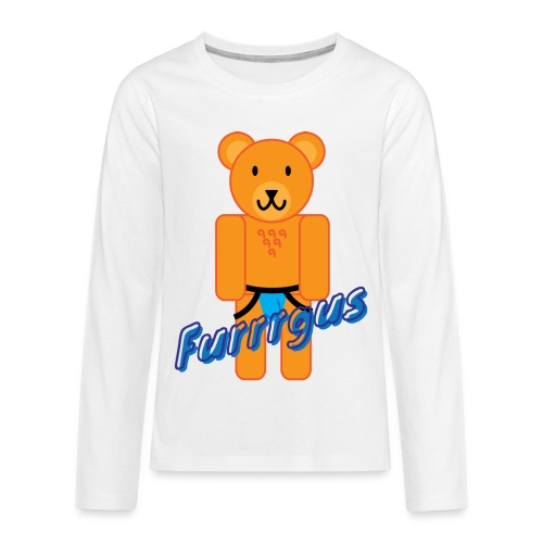 Furrrgus @ Underbear - Kids' Premium Long Sleeve T-Shirt