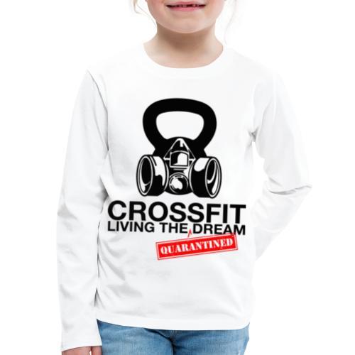 CROSSFIT LTQD - Kids' Premium Long Sleeve T-Shirt