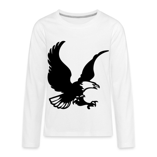 eagles - Kids' Premium Long Sleeve T-Shirt