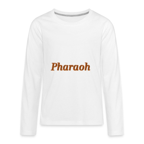 Pharoah - Kids' Premium Long Sleeve T-Shirt