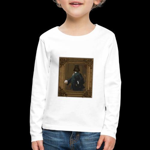 Darth Vintage | Style Wars - Kids' Premium Long Sleeve T-Shirt