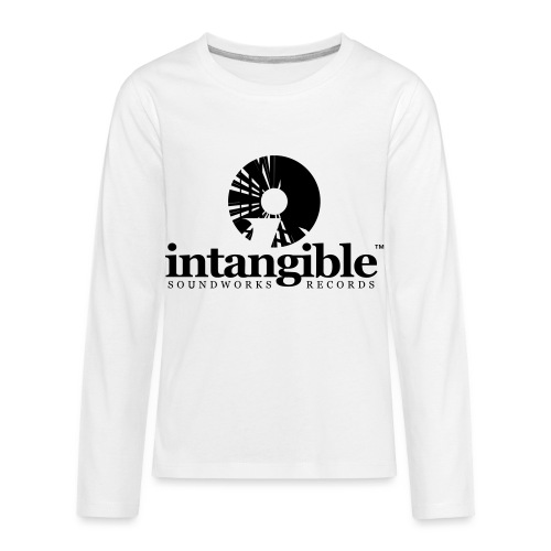 Intangible Soundworks - Kids' Premium Long Sleeve T-Shirt