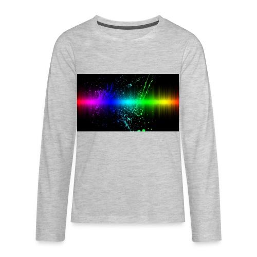 Keep It Real - Kids' Premium Long Sleeve T-Shirt