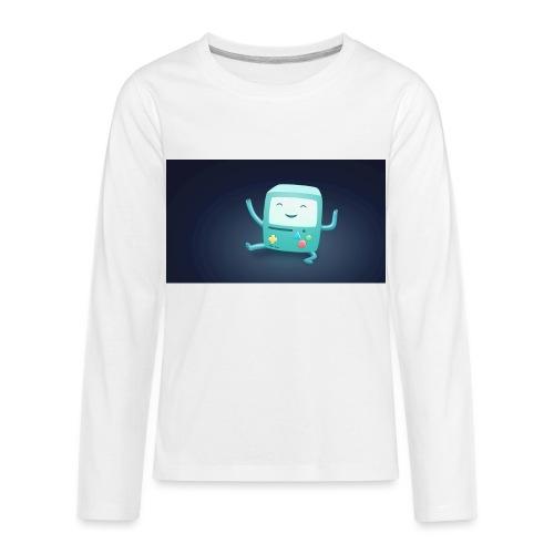 Cool Apparel - Kids' Premium Long Sleeve T-Shirt