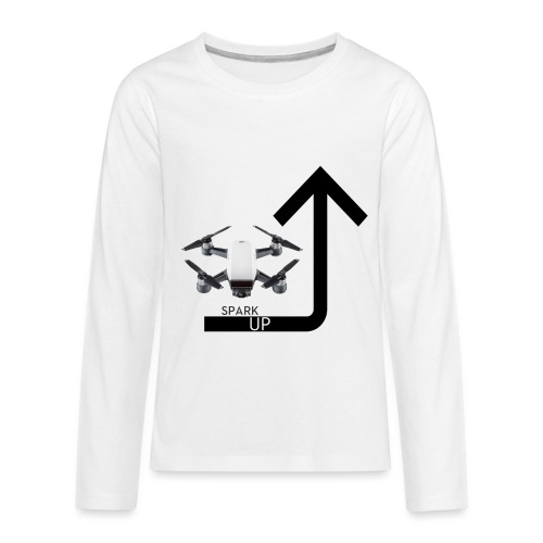 Spark Up - Kids' Premium Long Sleeve T-Shirt