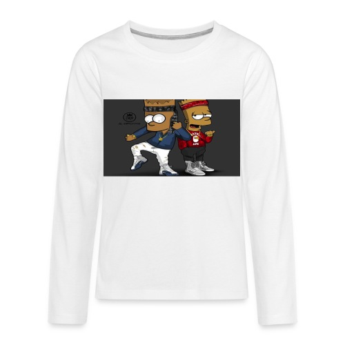 Sweatshirt - Kids' Premium Long Sleeve T-Shirt