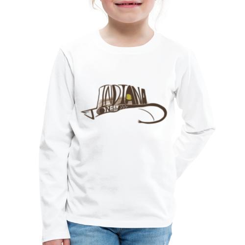 Wear The Hat - Kids' Premium Long Sleeve T-Shirt