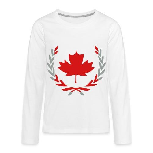 United Canada - Kids' Premium Long Sleeve T-Shirt