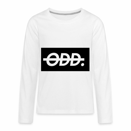 Odyssey Brand Logo - Kids' Premium Long Sleeve T-Shirt