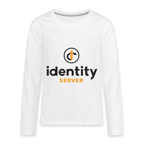 Idenity Server Mug - Kids' Premium Long Sleeve T-Shirt