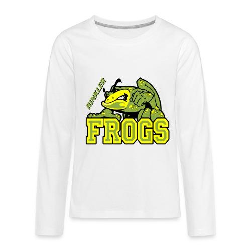 Hinkler FINAL - Kids' Premium Long Sleeve T-Shirt