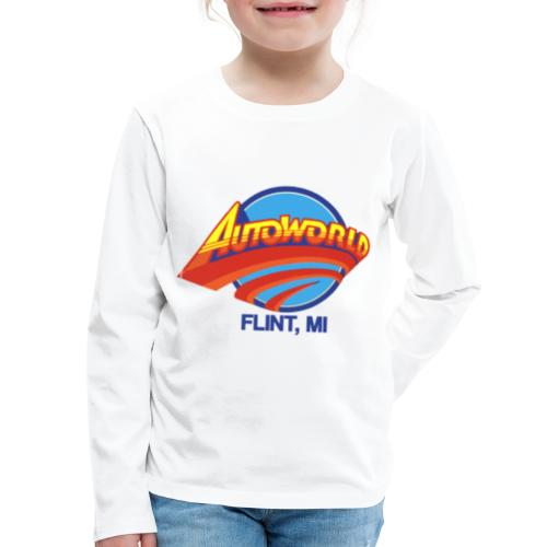 Autoworld - Kids' Premium Long Sleeve T-Shirt