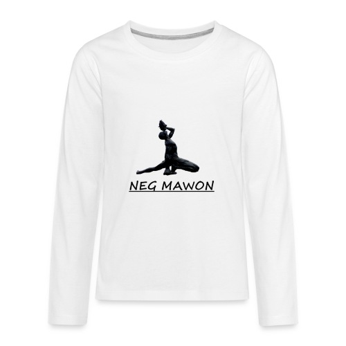 Nèg Mawon - Kids' Premium Long Sleeve T-Shirt