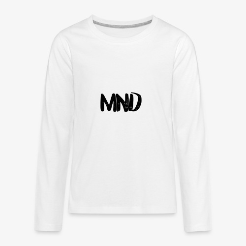 MND - Xay Papa merch limited editon! - Kids' Premium Long Sleeve T-Shirt