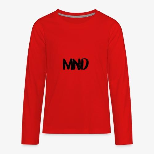MND - Xay Papa merch limited editon! - Kids' Premium Long Sleeve T-Shirt