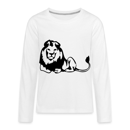 lions - Kids' Premium Long Sleeve T-Shirt