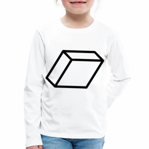 rhombus3 ai - Kids' Premium Long Sleeve T-Shirt