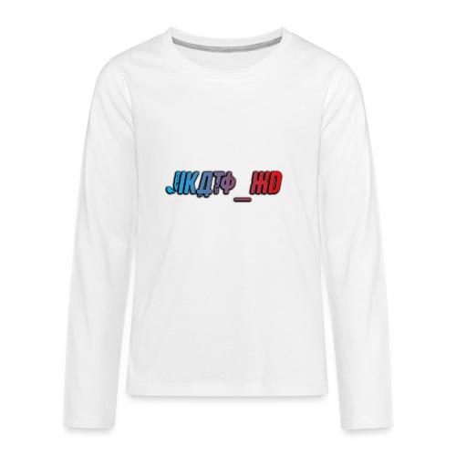 Jikato XD - Kids' Premium Long Sleeve T-Shirt