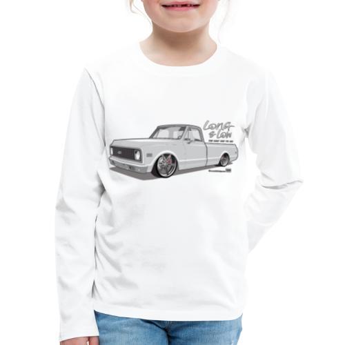 Long & Low C10 - Kids' Premium Long Sleeve T-Shirt
