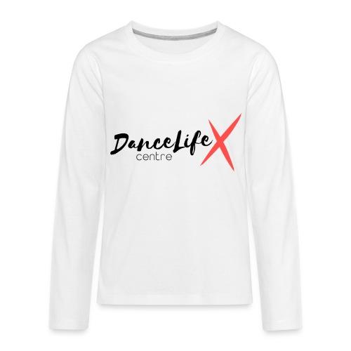 DL-Logo-Master - Kids' Premium Long Sleeve T-Shirt