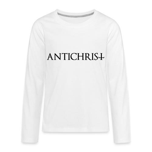 Antichrist - Kids' Premium Long Sleeve T-Shirt