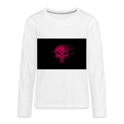 hkar.punisher - Kids' Premium Long Sleeve T-Shirt