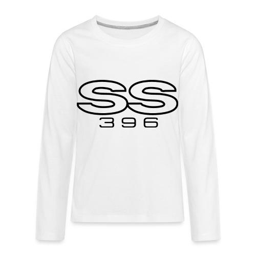 Chevy SS 396 emblem - AUTONAUT.com - Kids' Premium Long Sleeve T-Shirt