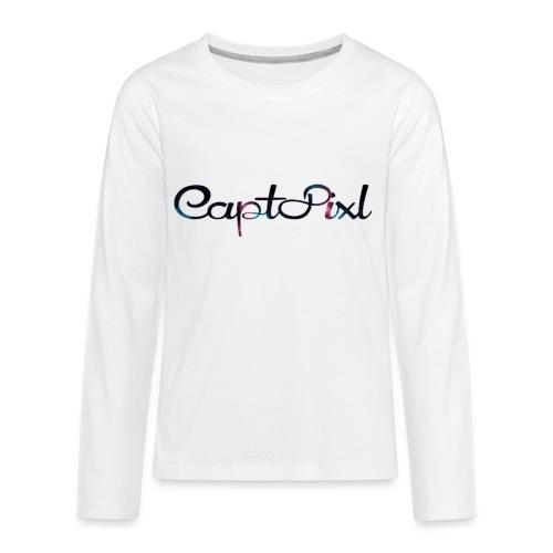My YouTube Watermark - Kids' Premium Long Sleeve T-Shirt