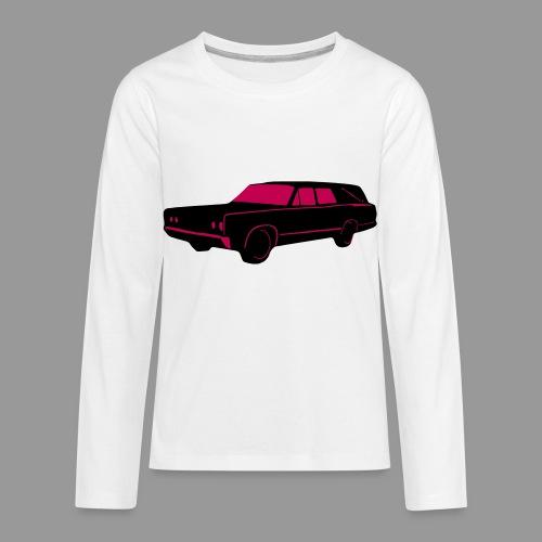Hearse - Kids' Premium Long Sleeve T-Shirt