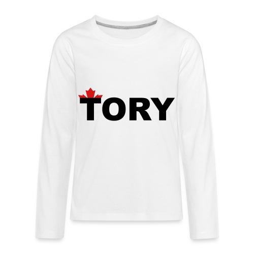 Tory - Kids' Premium Long Sleeve T-Shirt