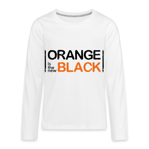 Free Piper, Orange is the New Black Women's - Kids' Premium Long Sleeve T-Shirt
