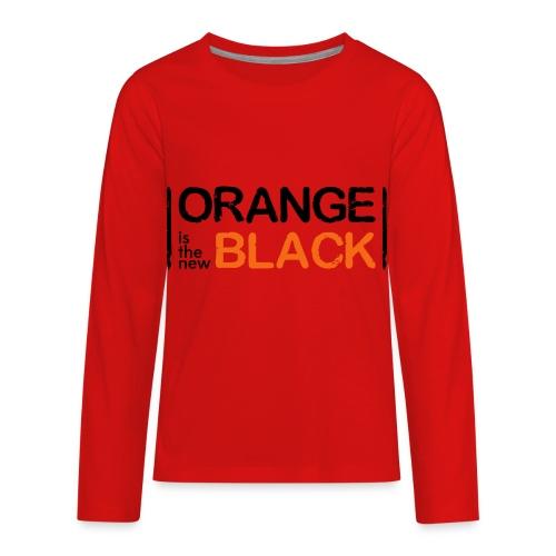 Free Piper, Orange is the New Black Women's - Kids' Premium Long Sleeve T-Shirt