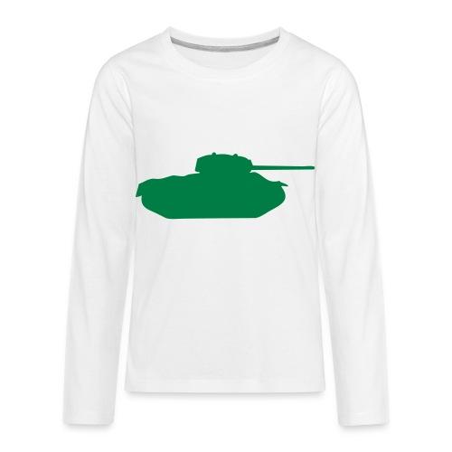 T49 - Kids' Premium Long Sleeve T-Shirt