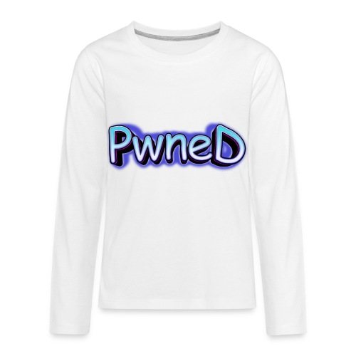 Pwned - Kids' Premium Long Sleeve T-Shirt