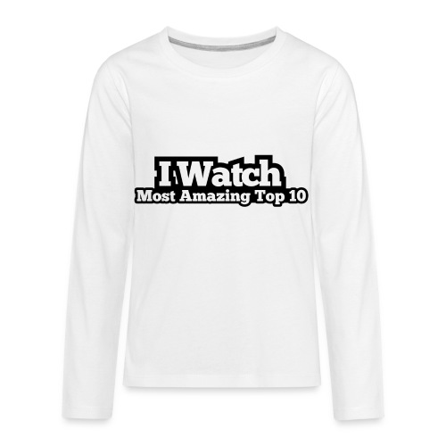 @clouted - Kids' Premium Long Sleeve T-Shirt