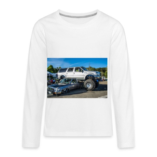 FB IMG 1494137390200 - Kids' Premium Long Sleeve T-Shirt