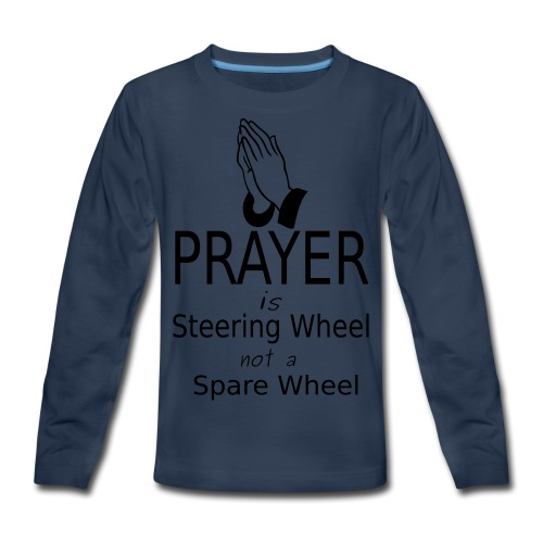 Prayer - Kids' Premium Long Sleeve T-Shirt