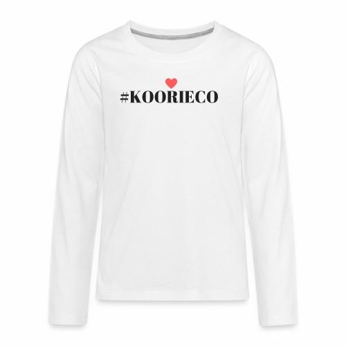 KOORIE CO - Kids' Premium Long Sleeve T-Shirt