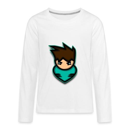 warrior - Kids' Premium Long Sleeve T-Shirt